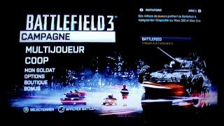 First Level - Only - Battlefield 3 - Xbox 360