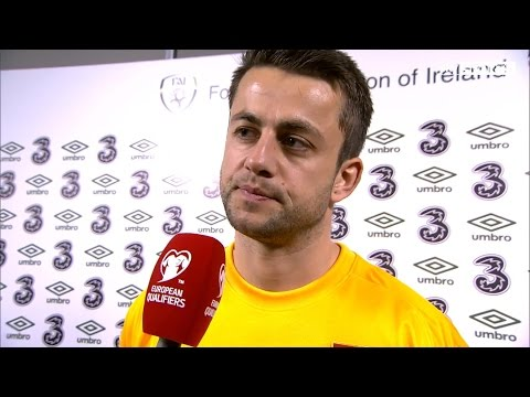 Republic of Ireland v Poland - Post Match Interview - Łukasz Fabiański (29/3/15)