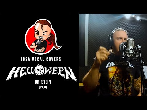 JÓSA VOCAL COVER 02 - Helloween - Dr. Stein