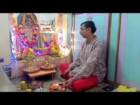 Lakshmi Kuber Puja Vidhi video