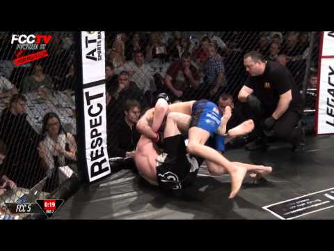 FCC5: Welterweight Division: Lee HILL vs Jonno MEARS