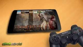 conecta tu mando de PS3® a tu android por bluetooth 2014