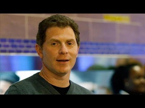 Bobby Flay on How to Become a Professional Chef