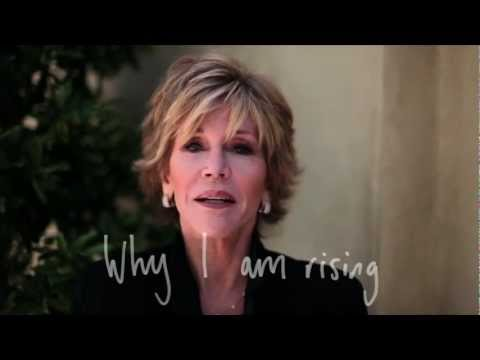 One Billion Rising: Jane Fonda on why she is joining Eve Ensler's campaign