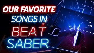 Our Favorite Songs In Beat Saber