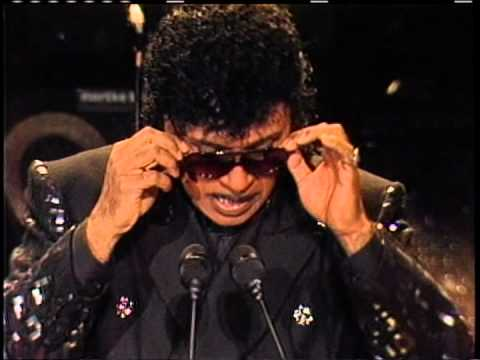 Little Richard Inducts Otis Redding into the Hall of Fame