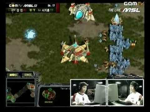 07MSLs3 Ro8 Xellos vs Nal rA 2set pt1 (English)
