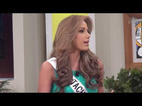 Miss Guárico, Miss Táchira y Miss Zulia en Portada's