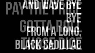 Download Lagu Black Cadillac Shinedown- Lyrics Gratis STAFABAND