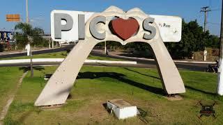 Picos Piauí cidade querida