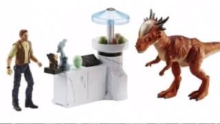 Mattel Jurassic World New 2018-2019 figures