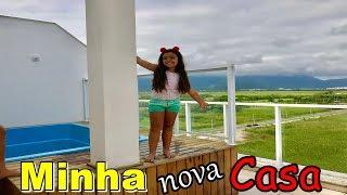 TOUR PELA MINHA CASA NOVA - MUDAMOS DE CASA - EDUARDA FERRÃO