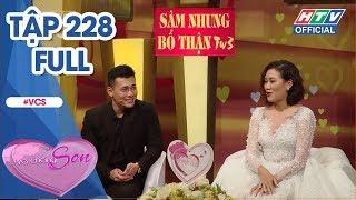 VỢ CHỒNG SON   Đại hội vạch mặt Bông chuẩn, Tùng Min   VCS #228 FULL   16/12/2018