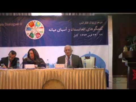Afghanistan-Central Asia Dialgoue II International Conference 13-14 December 2014