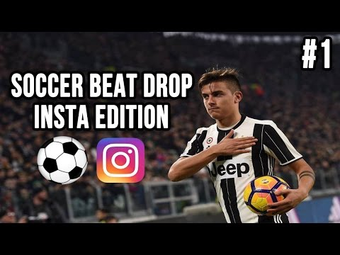 Soccer Beat Drop Vines #1 (Instagram Edition) - SoccerKingTV