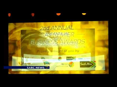 Zuma attended the Premier Business Awards