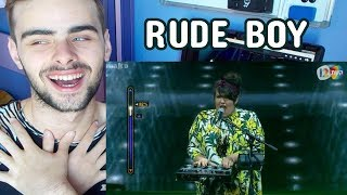 FIRST AUDITION | NETTA - RUDE BOY |REACTION|