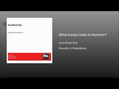 What Keeps India in Kashmir?