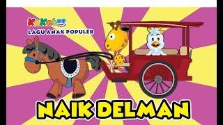 Naik Delman - Kakatoo (Lagu Anak Indonesia)