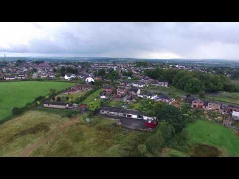 Parrot Bebop 2 drone in Stoke on Trent (Werrington)