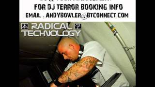 DJ Terror Deton8 Digital Gabber Studio Mix 2012