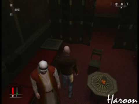 Hitman Blood Money Walkthrough - A House of Cards