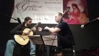 Denis Azabagic teaches Gran solo by Fernando Sor