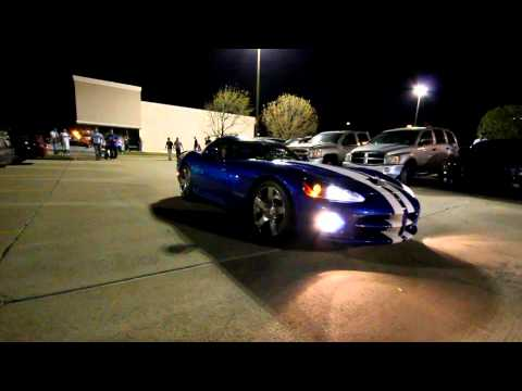 TX2k11 Part 1 Car Show