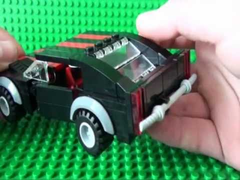 Lego 1969 Ford Mustang Youtube