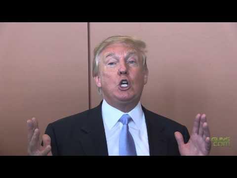 Donald Trump on Donald Trump for president