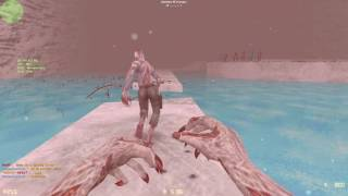 Counter-Strike: Zombie Escape Mod - ze_Jurassickpark4_Christmas on EVILZCS