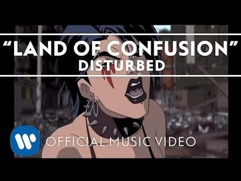 Disturbed - Land Of Confusion [Official Music Video]
