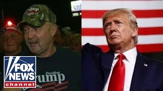 Trump supporter forgives case of mistaken identity: 'I love the guy'