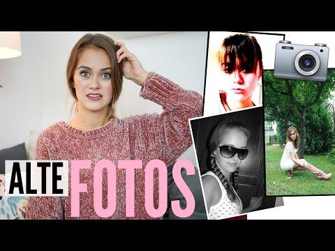 PEINLICHE PUBERTÄT?? So sah ich früher aus...   Fotoshooting, Selfies & Co.