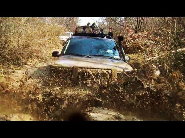 Best Of [Range Rover P38] - Off Road - YouTube
