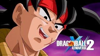 Dragon Ball Xenoverse 2 Pelicula Completa Español HD 1080p   All Cutscenes Game Movie 2016