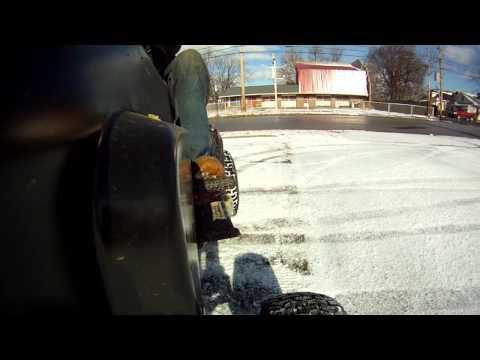 Quick Mud Mower Snow Romp