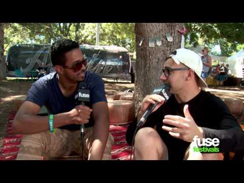 Jack Antonoff at Austin City Limits Festival 2014