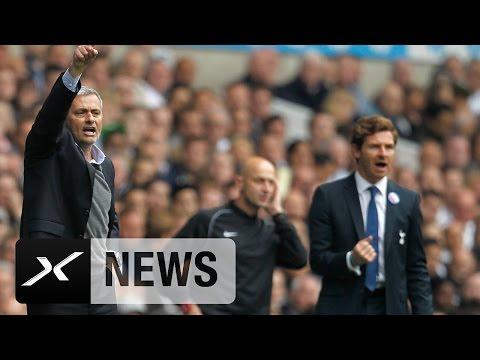 "Andre Villas-Boas: ""Jose Mourinho schafft es da raus"" | Olympique Lyon - Zenit St. Petersburg"