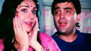 Gharana - Part 8 Of 17 - Rishi Kapoor - Meenakshi Sheshadri -Superhit Bollywood Movies