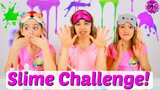 Slime Challenge!  Which CraftyGirl Wins?