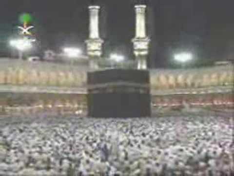 Shaykh Sudais leading Isha Salah (9-29-2005)