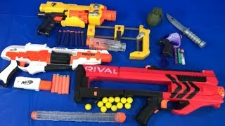 Box of Toys Nerf Rival Zeus Toy Blasters Kids Toy Weapons