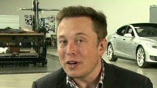 Tesla CEO: Recalls aren't a Tesla problem