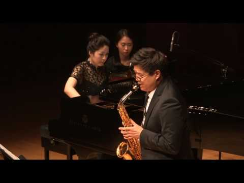 Divertimento by Roger Boutry / Alto Saxophone Taeyoung KIM