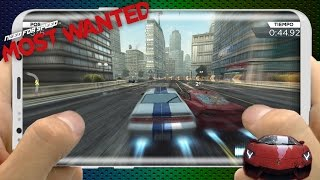 Need for Speet Most Wanted 1.3.71 Apk Mod (TODO INFINITO)