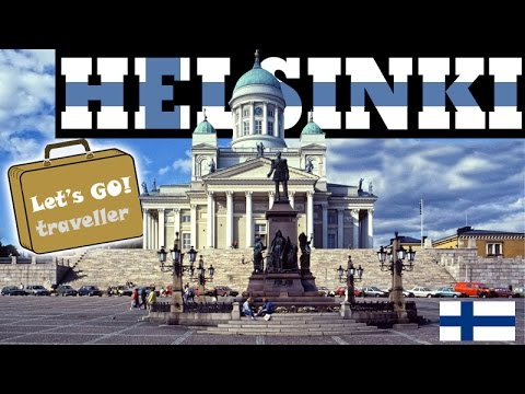 Helsinki, Finland trip. Travel guide, what to see