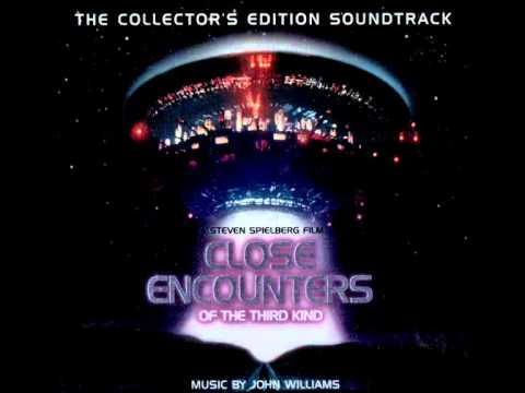 John Williams - Conversation Close Encounters
