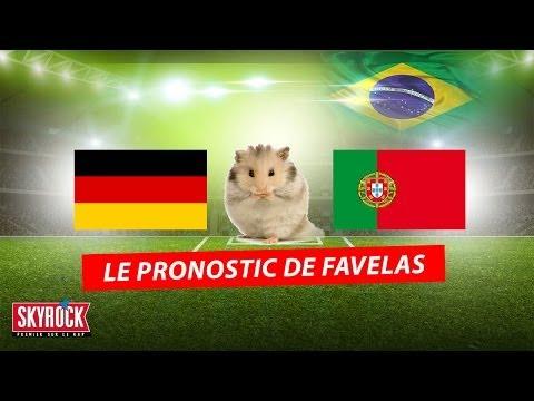 Le pronostic de Favelas pour Allemagne - Portugal #DieseFootSkyrock
