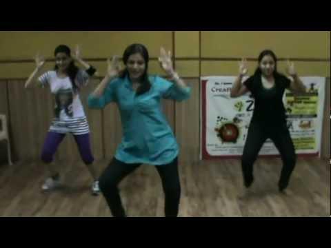CREATIVE HOBBY ZONE Gun gun guna dance practice .MPG